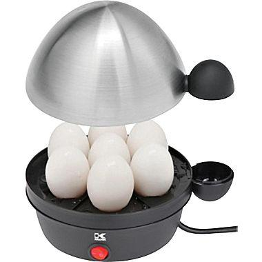 $11.99 Kalorik Stainless Steel Egg Cooker