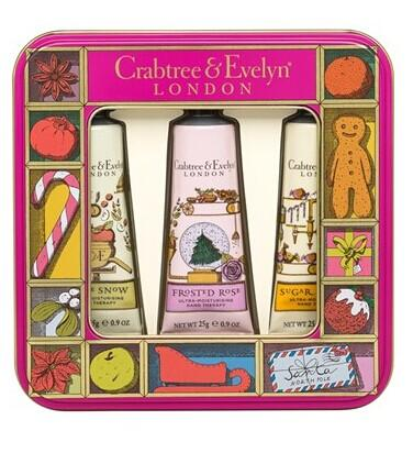 $18 Crabtree & Evelyn 'Hand Therapy' Tin ($27 Value) On Sale @ Nordstrom
