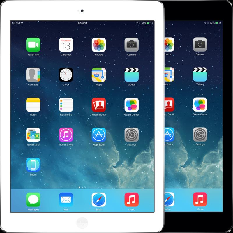 Apple iPad Air with Wi-Fi - 16GB Silver MD788LL/A - Best Buy