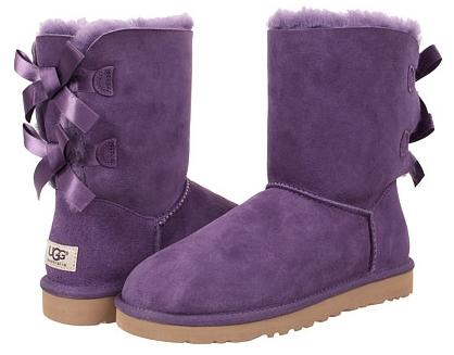 UGG Australia Bailey Bow Boot @ Amazon