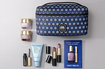 Free 9-pc travel sets (Up to $170 Value) with $45 Estee Lauder Purchase @ Nordstrom