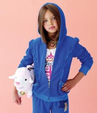 Up to 60% Off+Extra 25% Off Juicy Couture Kidwear Sale @ Amazon