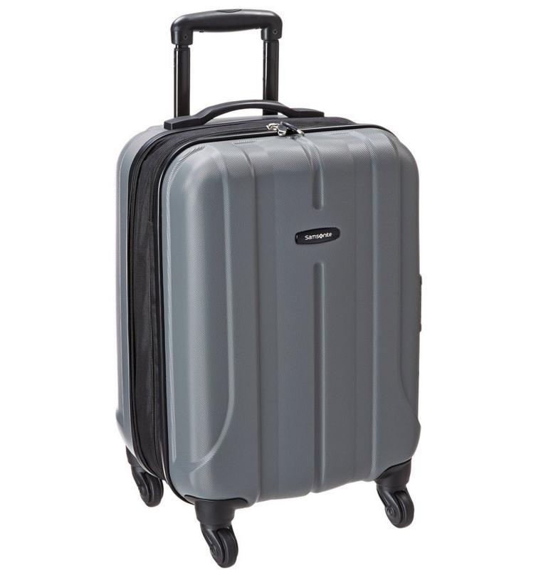 Samsonite Luggage Fiero HS Spinner 20 @ Amazon