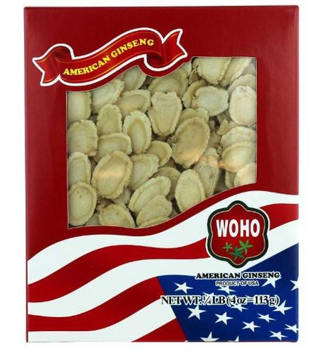 Buy Any 2 get a free Gift Box WOHO American Ginseng Product from DailyVita Amazon Store