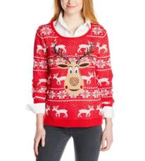 Up to 50% Off + Extra 25% Off Festive Holiday Sweaters @ Amazon.com