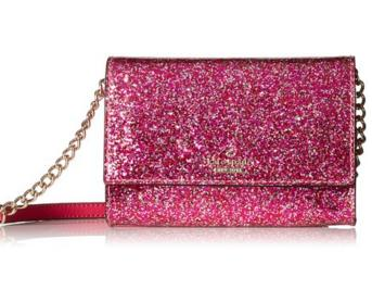 kate spade new york Glitter Bug Cami Cross Body Bag