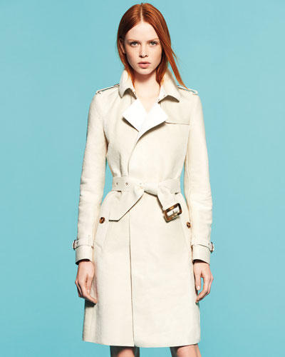 Up to 50% Off + Extra 25% Off Select Burberry Apparel @ Neiman Marcus
