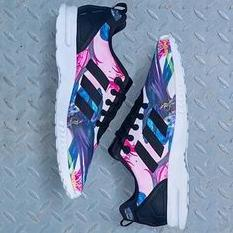 Women's adidas ZX Flux Smooth Casual Shoes