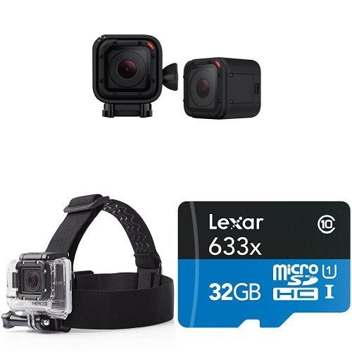 $199.99 GoPro HERO4 Session Starter Bundle