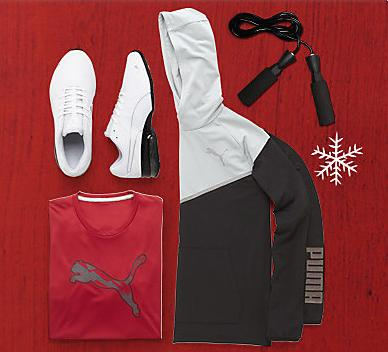 40% Off Training Gear @ PUMA