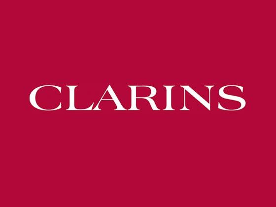 Free 6 Pc Gift + 2nd Day Shipping with Any $75 Purchase @ Clarins