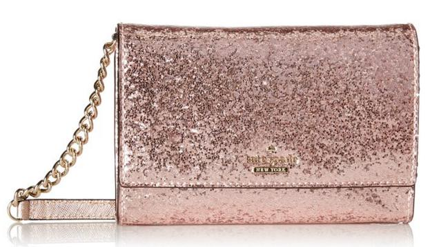 $48.29 kate spade new york Glitter Bug Cami Cross Body Bag