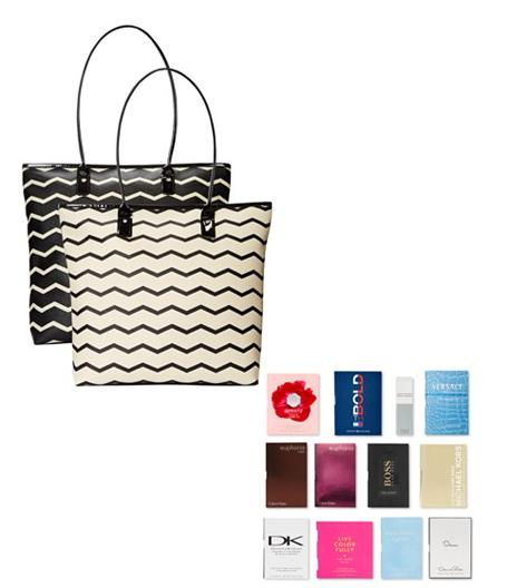 Free Tote Bag with $85 Fragrance Purchase @ macys.com