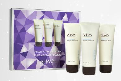 Up to 60% Off+Free Shipping Gift Sets @ AHAVA