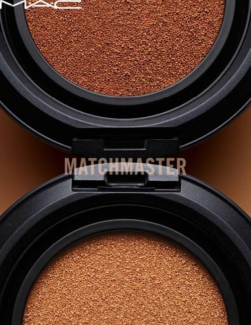 New Release MAC launched New Matchmaster Shade Intelligence Compact Foundation