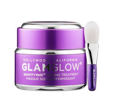 New Release! GLAMGLOW GRAVITYMUD™ Firming Treatment @ Sephora