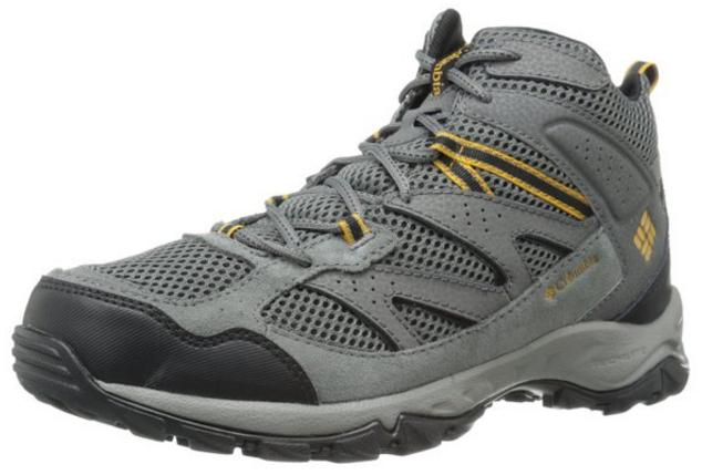 Columbia Men's Plains Ridge Mid Trail Shoe