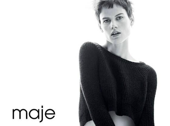 Up to 50% Off Fall Style @ Maje