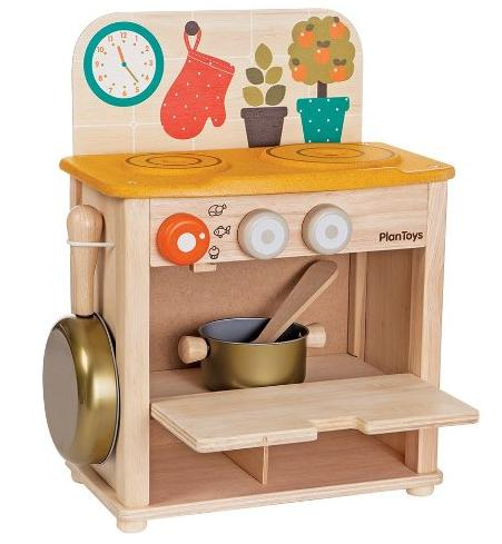 Plan Toys Kitchen Set @ Amazon
