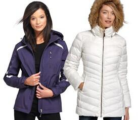 $60 Off $100 Women's & Men's Outwear @