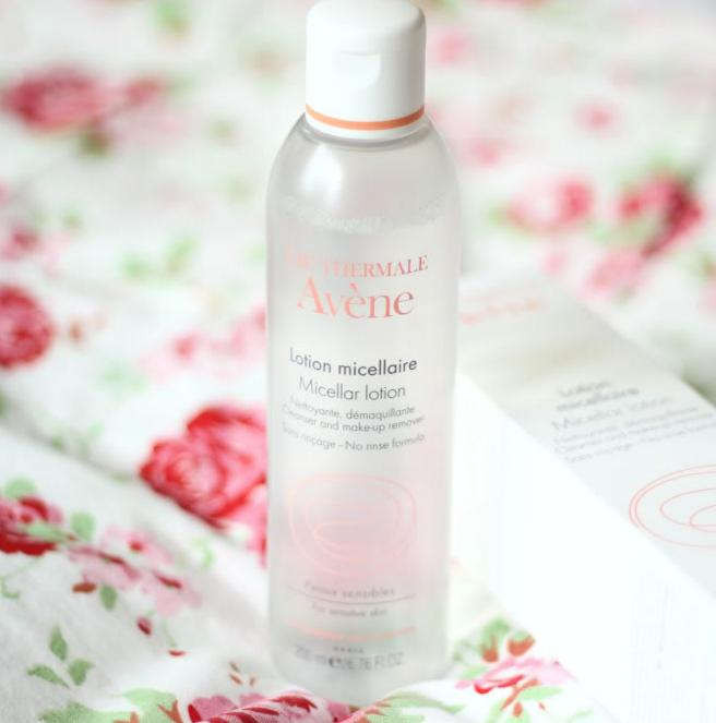 Avene Micellar Lotion Cleansing and Make Up Remover, 6.76 Fluid Ounce