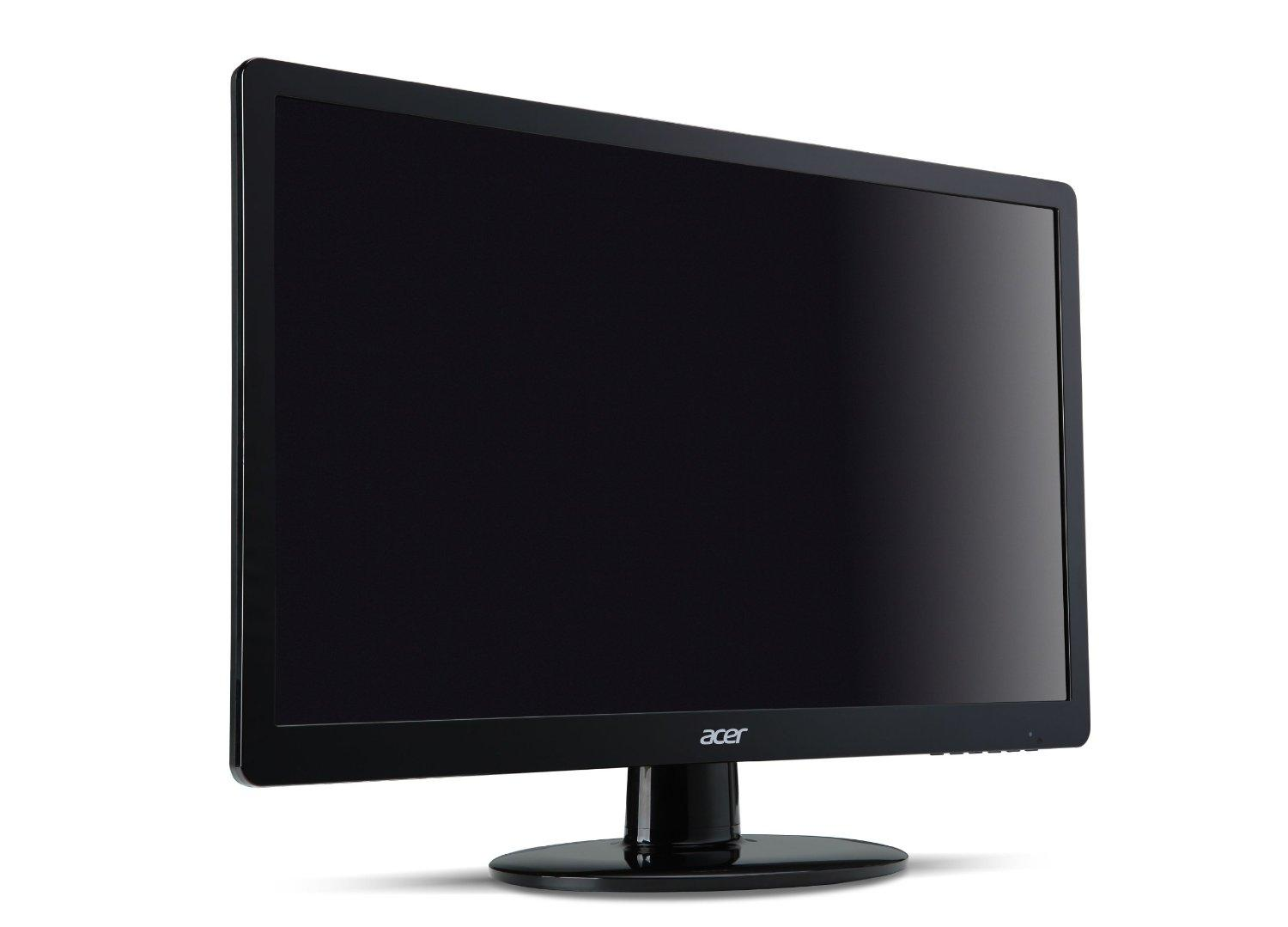 Acer S220HQL 22-inch Class Widescreen LED Backlit Monitor