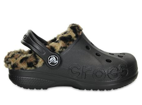 Up to 60% Off All Fuzz-Lined Styles @ Crocs
