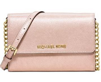 MICHAEL Michael Kors Jet Set Crossbody(3 colors)