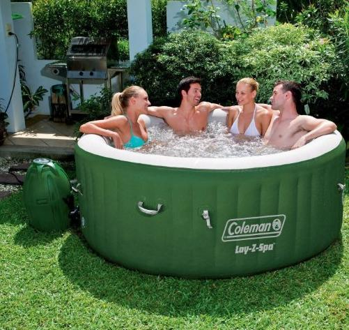$249.99 Coleman Lay-Z Spa Inflatable Hot Tub