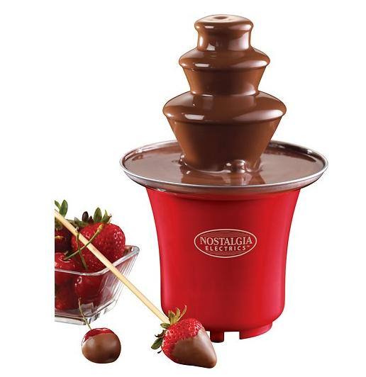 Nostalgia Electrics - Mini Chocolate Fountain