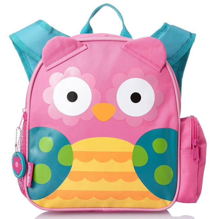 Stephen Joseph Little Girls' Mini Sidekick Backpack @ Amazon