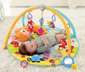 Fisher-Price Moonlight Meadow Deluxe Play Gym @ Amazon