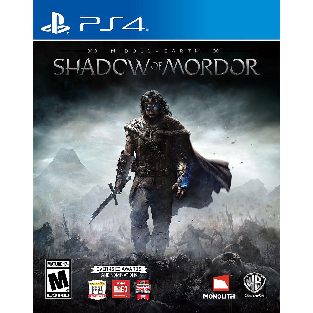 Middle-Earth: Shadow of Mordor for Sony PS4