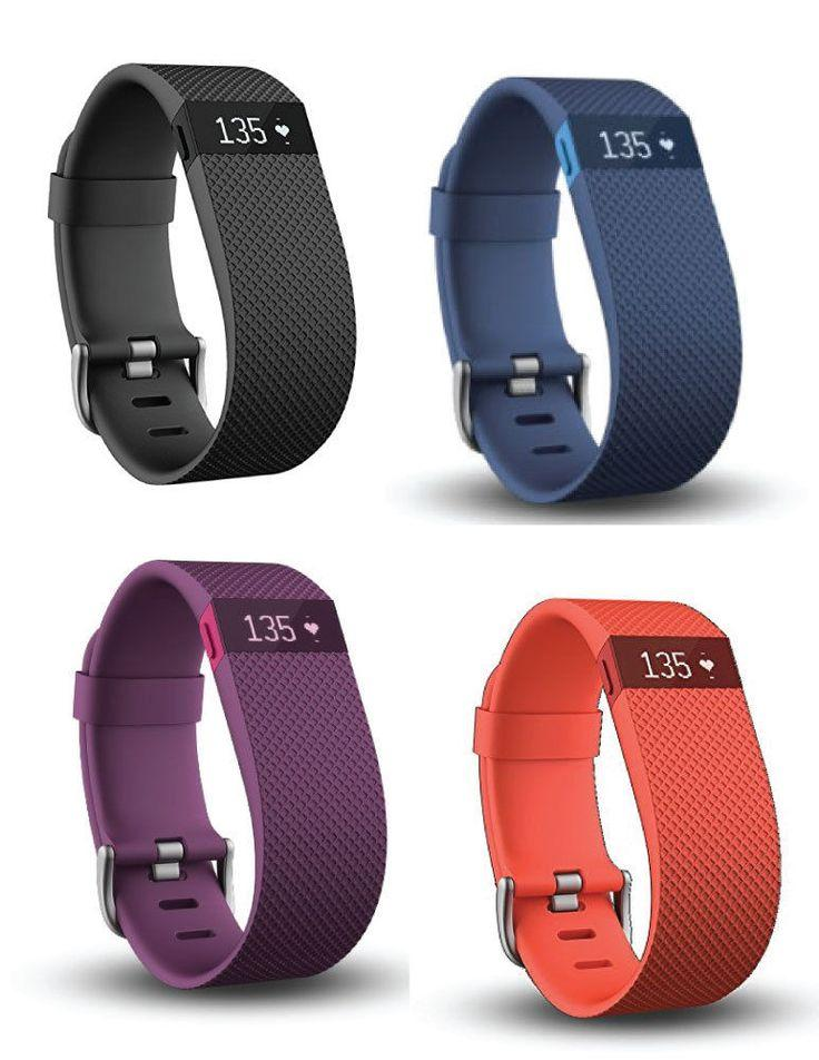 Fitbit Charge HR Activity Tracker Wristband w/ Heart Rate Monitor + $10 Best Buy Gift Card