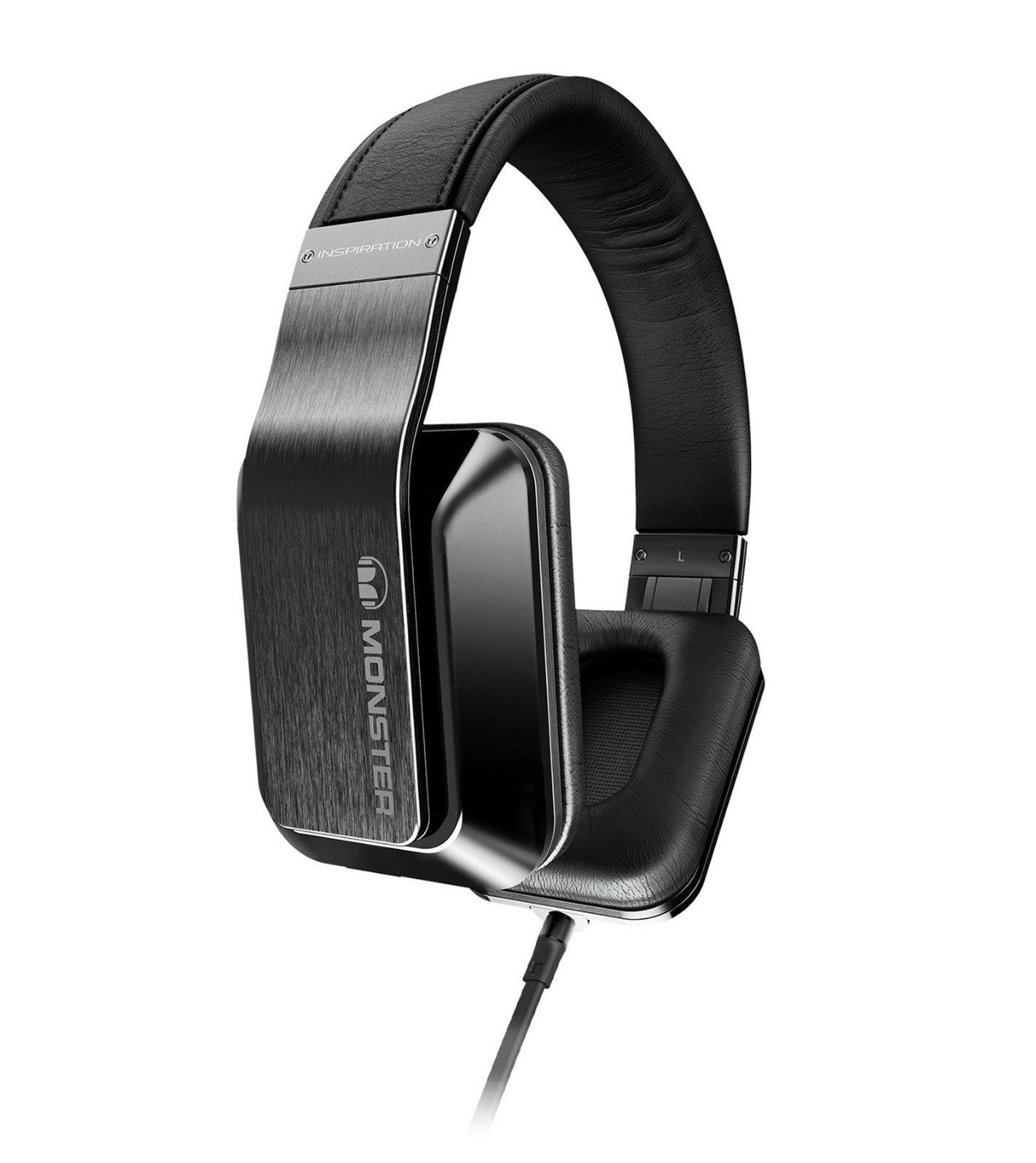 $39.95 Monster Inspiration Noise Isolating Over-Ear Hardwired Headphones