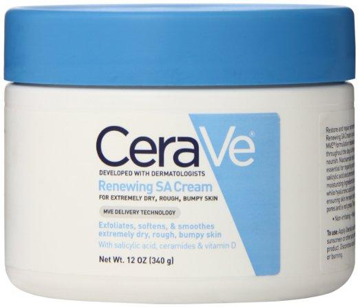 $11.95 CeraVe Renewing System SA Renewing Cream, 12 Ounce