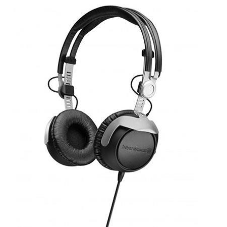 Beyerdynamic DT 1350 Closed Supra-Aural Dynamic Headphone with Straight Cable