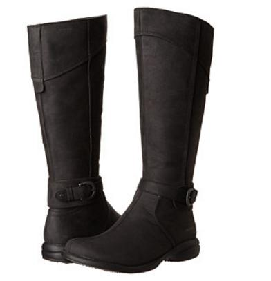 Merrell Women's Captiva Buckle-Up Waterproof Winter Boot