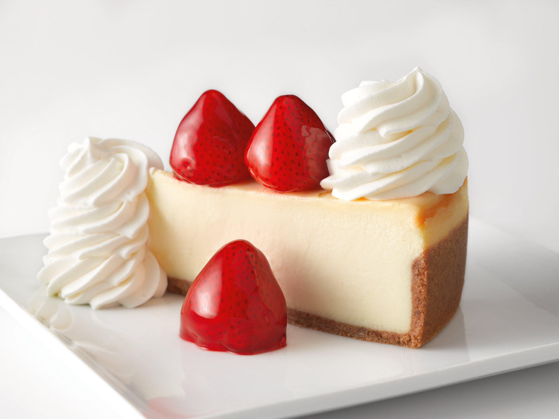 Free 1 slice of cheesecake with $25 giftcard order @ Cheesecake Factory