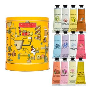 Crabtree & Evelyn 'Memory Makers' Hand Therapy Musical Tin ($108 Value)