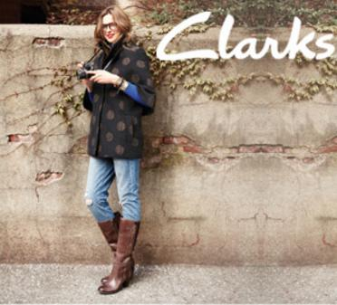 Up to 50% Off + Extra 20% Off Sale Shoes @ Clarks