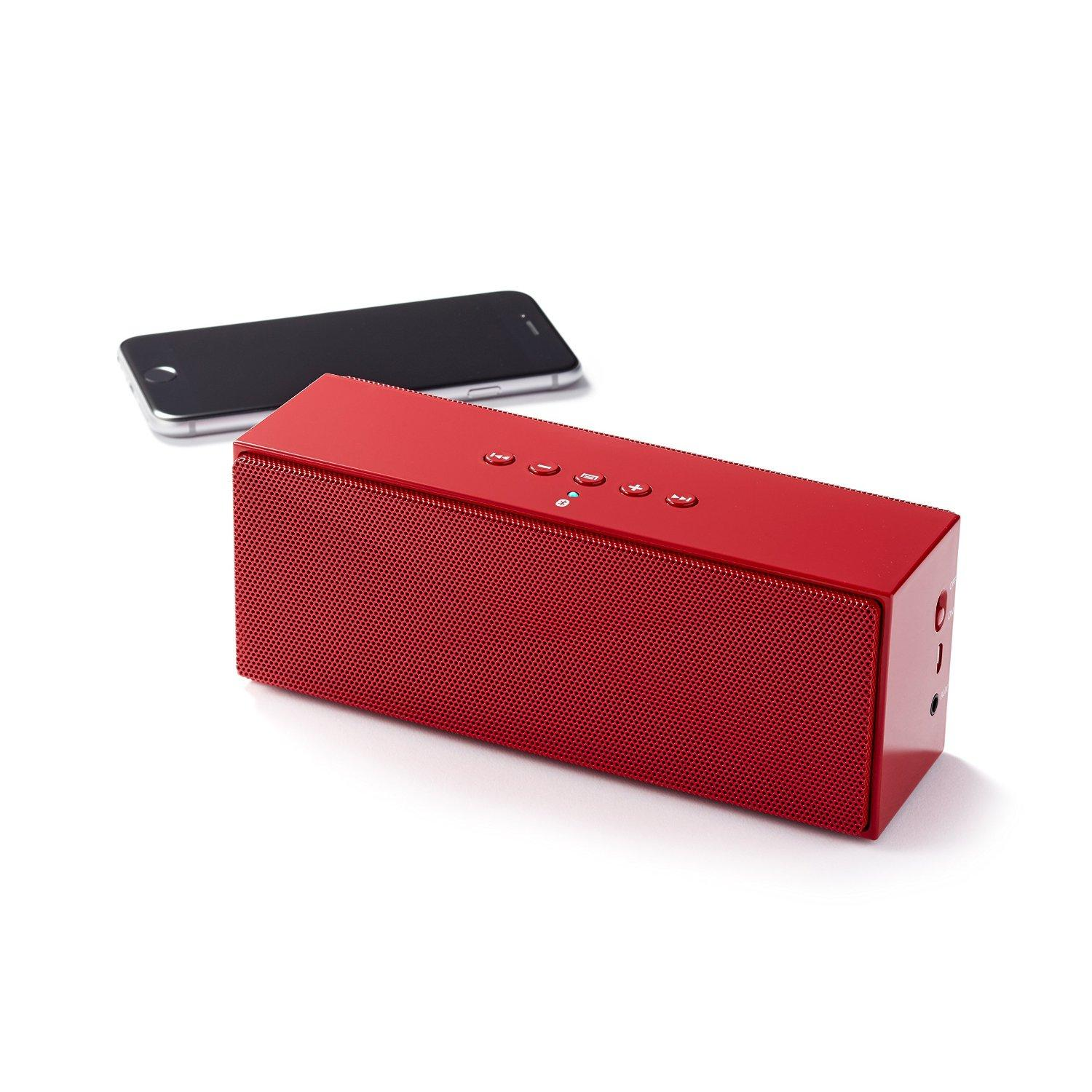 $34.99 AmazonBasics Portable Bluetooth Speaker