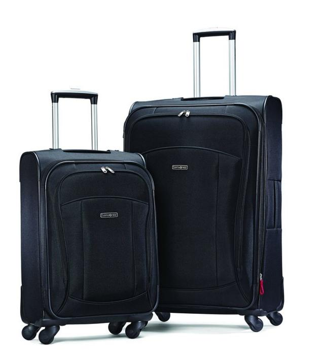 $102.56 Samsonite 2 Piece Spinner Set 21/29