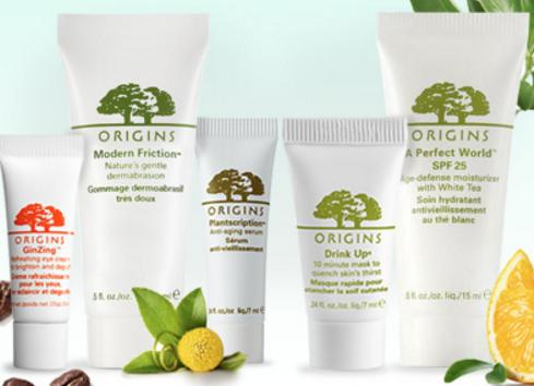 Free 2 Pc Deluxe Gift with Your $75 Origins Purchase @ Bon-Ton