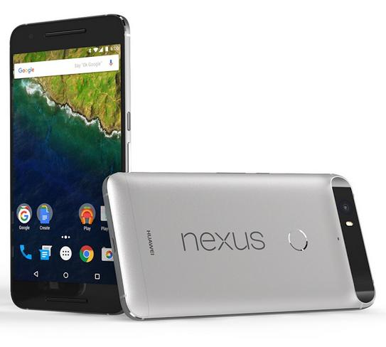 As low as $449.99 Nexus 6P 4G with 64GB Memory Cell Phone (Unlocked) + $25 Best Buy GC