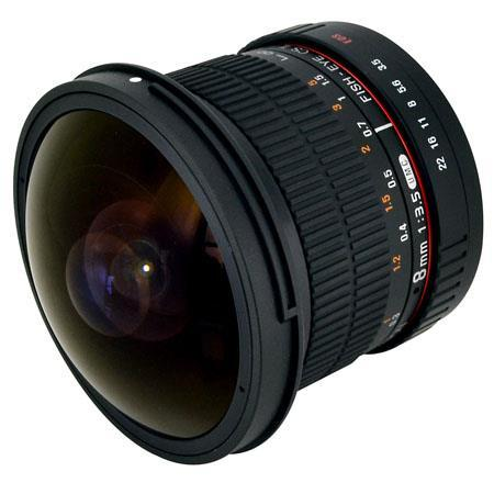 As low as $179.00 Rokinon 8mm Fisheye Lens Specials