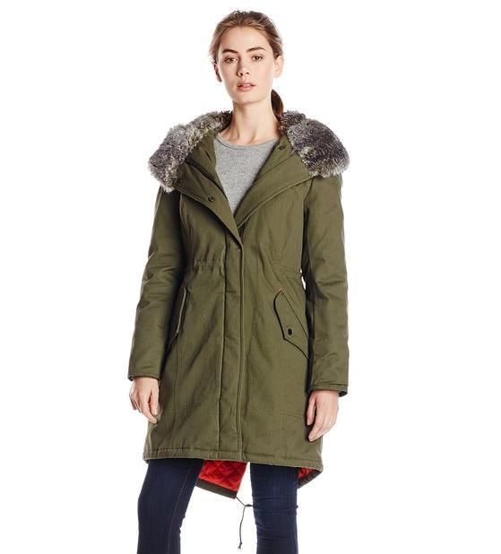 Up to 60% Off+Extra 25% Off Select Women's Coats Sale @ Amazon