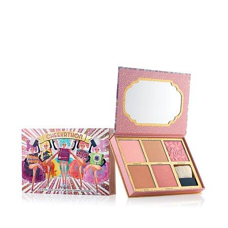 New Release Benefit launched New Cheekathon Blush Kit
