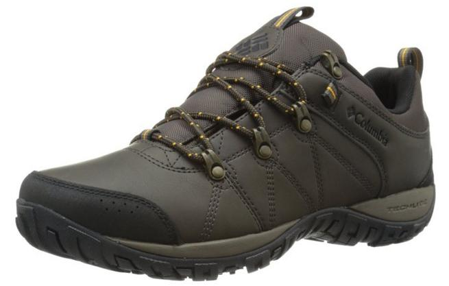 Columbia Men's Peakfreak Venture WP Trail Shoe