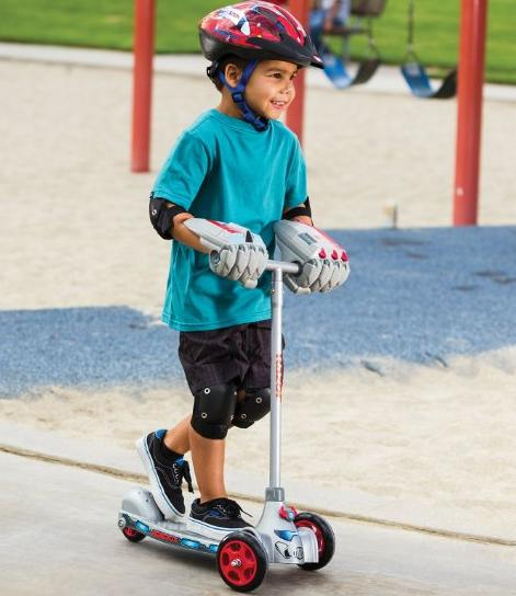 $14.09 Razor Jr. Robo Kix Scooter @ Amazon